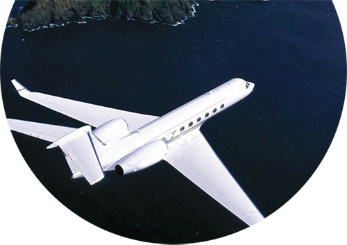 Book private jet through charterscanner.com online booking platform