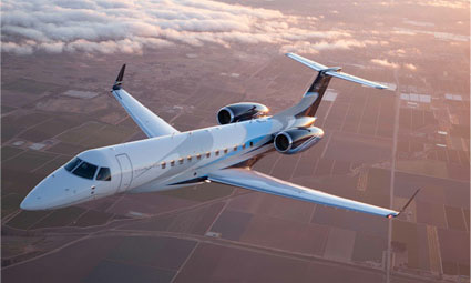 Exterior of Legacy 650