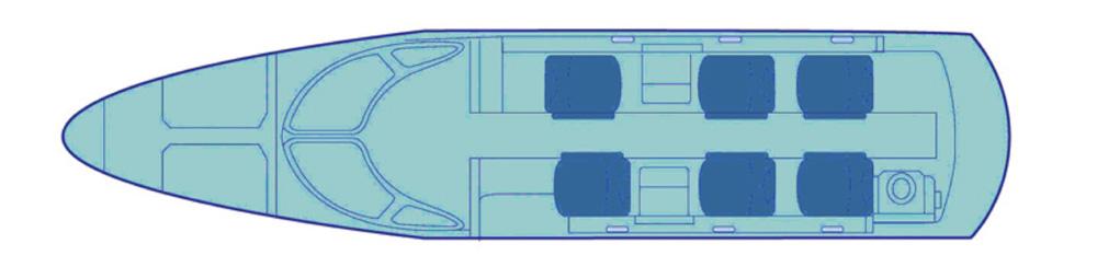 Floor plan of Premier I