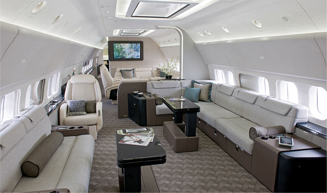 Boeing business plan