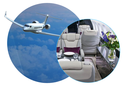 Internationally approved, leading private jet operators on charterscanner.com